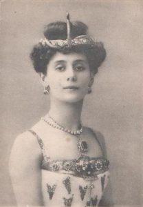 Anna Pavlova, Russian prima ballerina