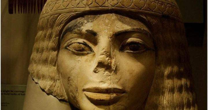 There is a 3,000 Year Old Egyptian Statue That Looks Like Michael Jackson