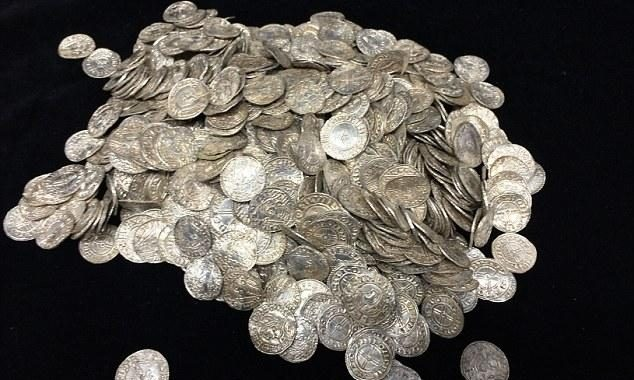 Hoard of 5,000 Anglo Saxon coins worth over $1.5 million discovered by metal detectorists