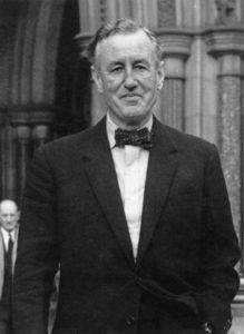 Ian Fleming (1908 – 1964).