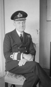 Vice Admiral John Henry Godfrey
