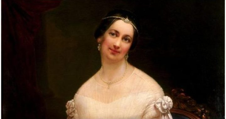 Why First Lady Julia Tyler Had A Seriously Scandalous Reputation Before Her Marriage