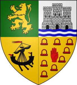 Coat of arms of the Barra MacNeils