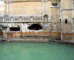 The 'sacred pool'