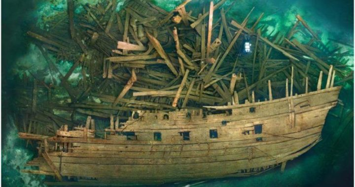 Incredibly Well-Preserved 16th Century Warship Discovered