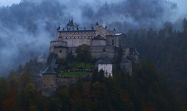 Discover the most awe-inspiring castles in Austria: from the mountain fortress of Hohenwerfen to the dastardly 14 gates of Hochosterwitz.