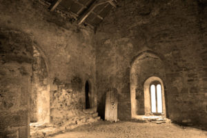 he Bloody Chapel at Leap Castle