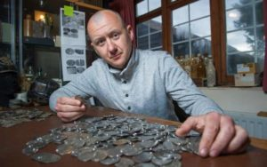The founder has launched a nationwide campaign and is ready to travel all around the United Kingdom in his quest to find the ones he believes deserve to receive the dog tags.