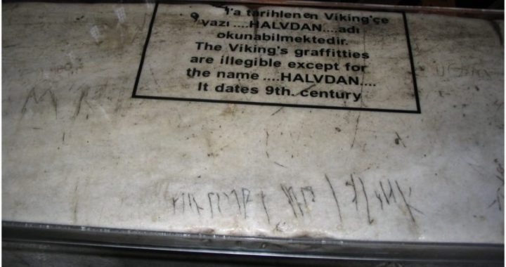 Ancient – Vikings Casually Left Graffiti All Over Europe