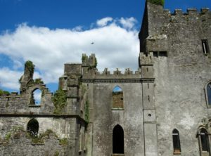 Leap Castle is one of the most haunted castles in Ireland.