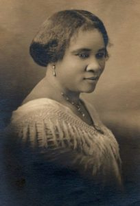 Madam C.J. Walker, the first self-made American female millionaire of any race, owned property in Idlewild.