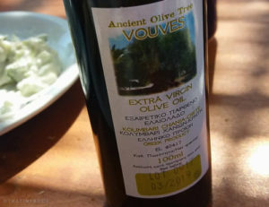 Olive oil, Vouves