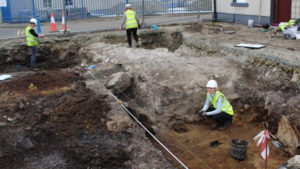 17th-Century Fort Uncovered on Scottish Island