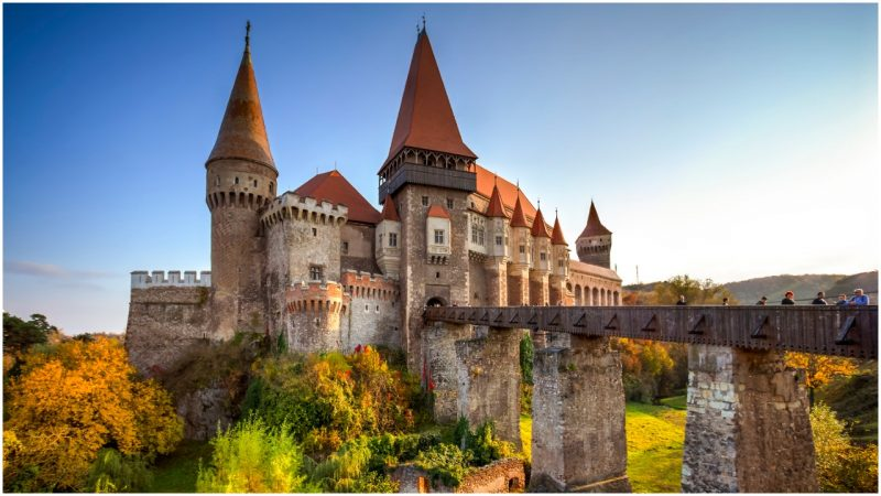 What Lies Beneath the Transylvanian Castle That Imprisoned 'Dracula'?