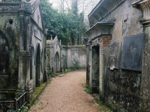 There are many other prominent figures, Victorian and otherwise, buried at Highgate Cemetery.