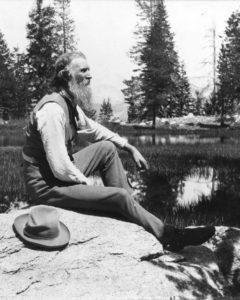 John Muir c1902