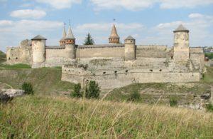 Kamieniec-Podolski Castle