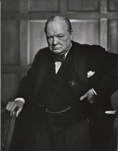 Winston Churchill in 1941.