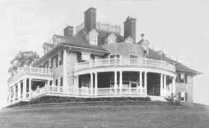 Bella Vista in 1907.