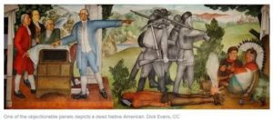 San Francisco School Board Votes to Paint Over Controversial George Washington Mural