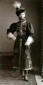 Colonel Alexander Hall.