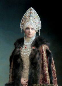 Famed aristocrat Zinaida Yusupov.