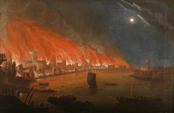 When London Burned: 1666's Great Fire