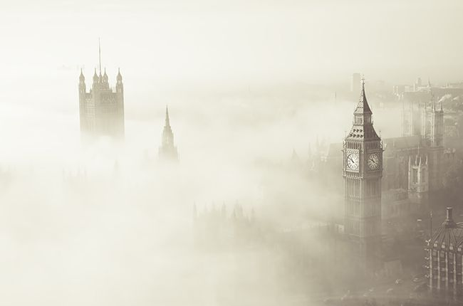 The mystery of London fog that killed 12,000 finally solved