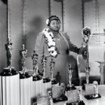 The Oscar Awards' first African-American winner, Hattie McDaniel, wasn't allowed to sit with her co-stars