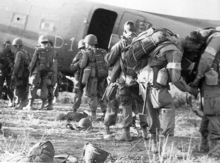 After 75 Years Remains of missing WWII paratrooper found in Europe