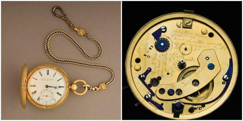 Lincoln's Pocket Watch Reveals Long-Hidden Message