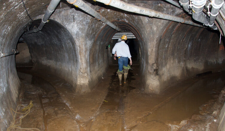 A Twisted Secret Underground: The Creepy Underground Tunnels of Los Angeles