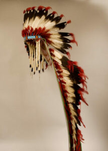 War Bonnet and Trailer