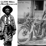 In 1911, eleven & seven-year-old brothers rode on horseback from NYC to San Francisco in 62 days
