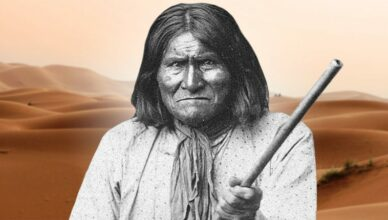 Geronimo! New book claims infamous Indian war chief might have actually been a COWARD