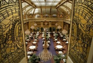 Corner Bakery Cafe to open in the historic Palace Hotel