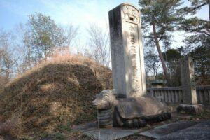 Grave of Ikeda Terumasa