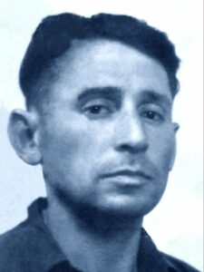 Member of Hatikvah movement fought against Nazi, was captured in 1940, escaped from his camp, went on to rescue hundreds of Jewish children over the next years, and organized the Exodus boat saving 4500 escaping the Shoah.