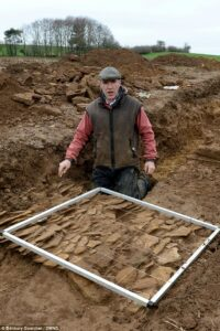 Unlike many other sites, this one has nothing built on top. Universities, English Heritage, the Heritage Lottery Fund and Roman archaeology are now being approached to take part in a full excavation