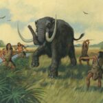 First humans in Florida lived alongside giant animals