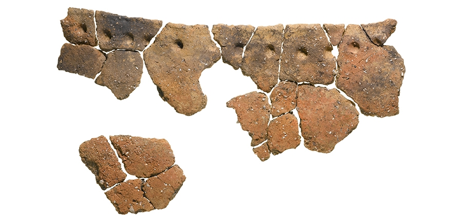 The largest group of Early Neolithic pottery ever found in London dated using a new technique