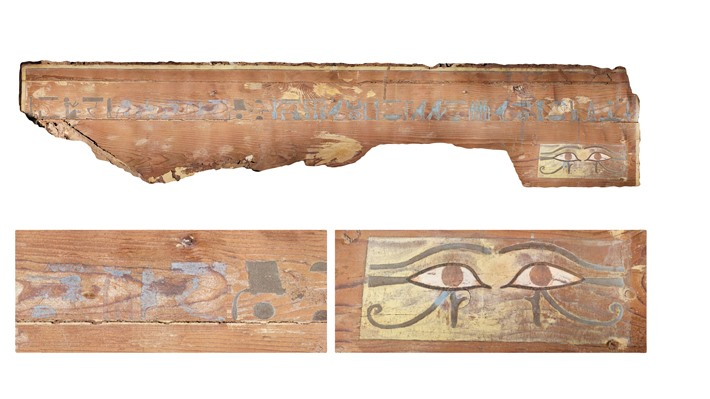 Ancient Egyptian tomb found containing 3,800-year-old mummy