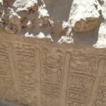 Mysterious carved rock chambers found inside sacred mountain of Abydos