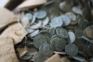 Once the coins are thoroughly examined by researchers, they will be placed into the Seville Archeological Museum for everyone to enjoy.