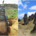 The Famous Easter Island Heads Have Hidden Bodies
