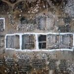 3,000-year-old Canaanite temple discovered in buried city in Israel