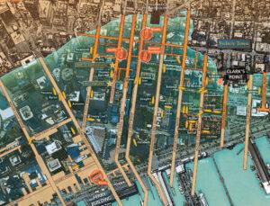 Map: San Francisco Maritime Museum
