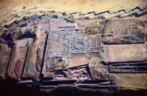 The Sacsayhuamán complex