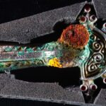 Ancient Germanic lord was buried with circle of six women