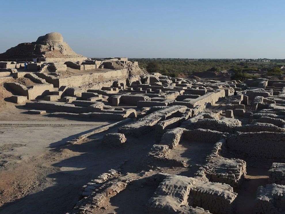 Archaeologist left baffled over lost ancient city Mohenjo Daro in Pakistan